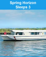 Hoseasons Boating Holiday