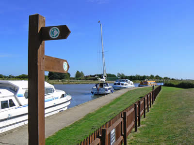Acle Footpaths