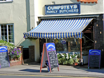 Cumpsteys Butchers