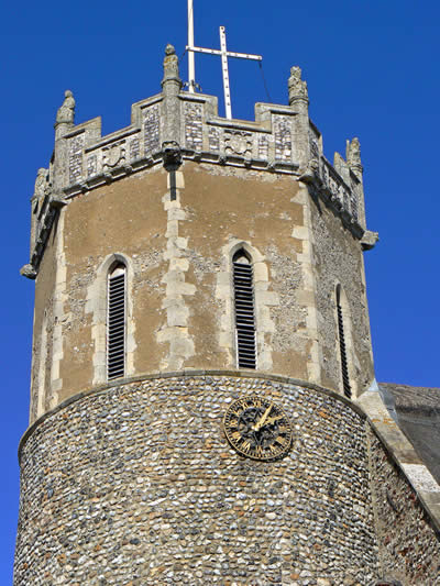 Saxon Round Tower