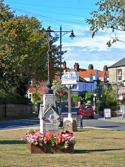 Acle Village Green