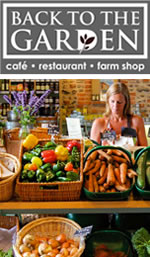 Fresh local food, organic produce, café and restaurant in North Norfolk