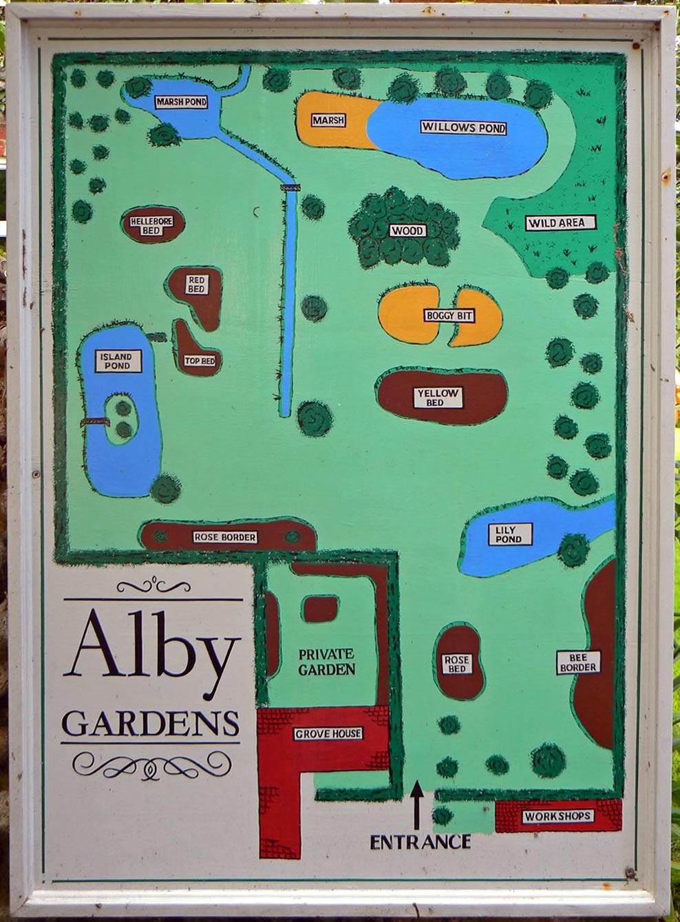 Alby Tea Rooms Cromer