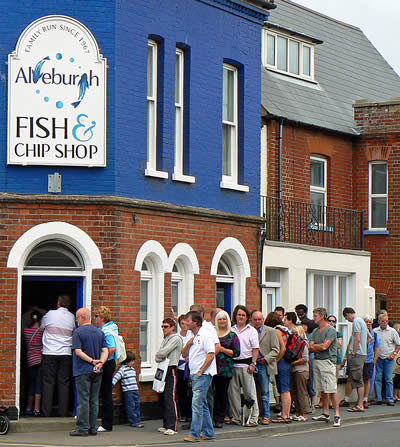 Aldeburgh Fish & Chip Shop