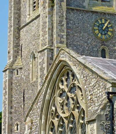 Aylsham Church Tower