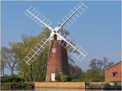 Wind and Water Mills