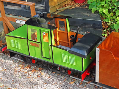 Narrow Gauge Steam Engines