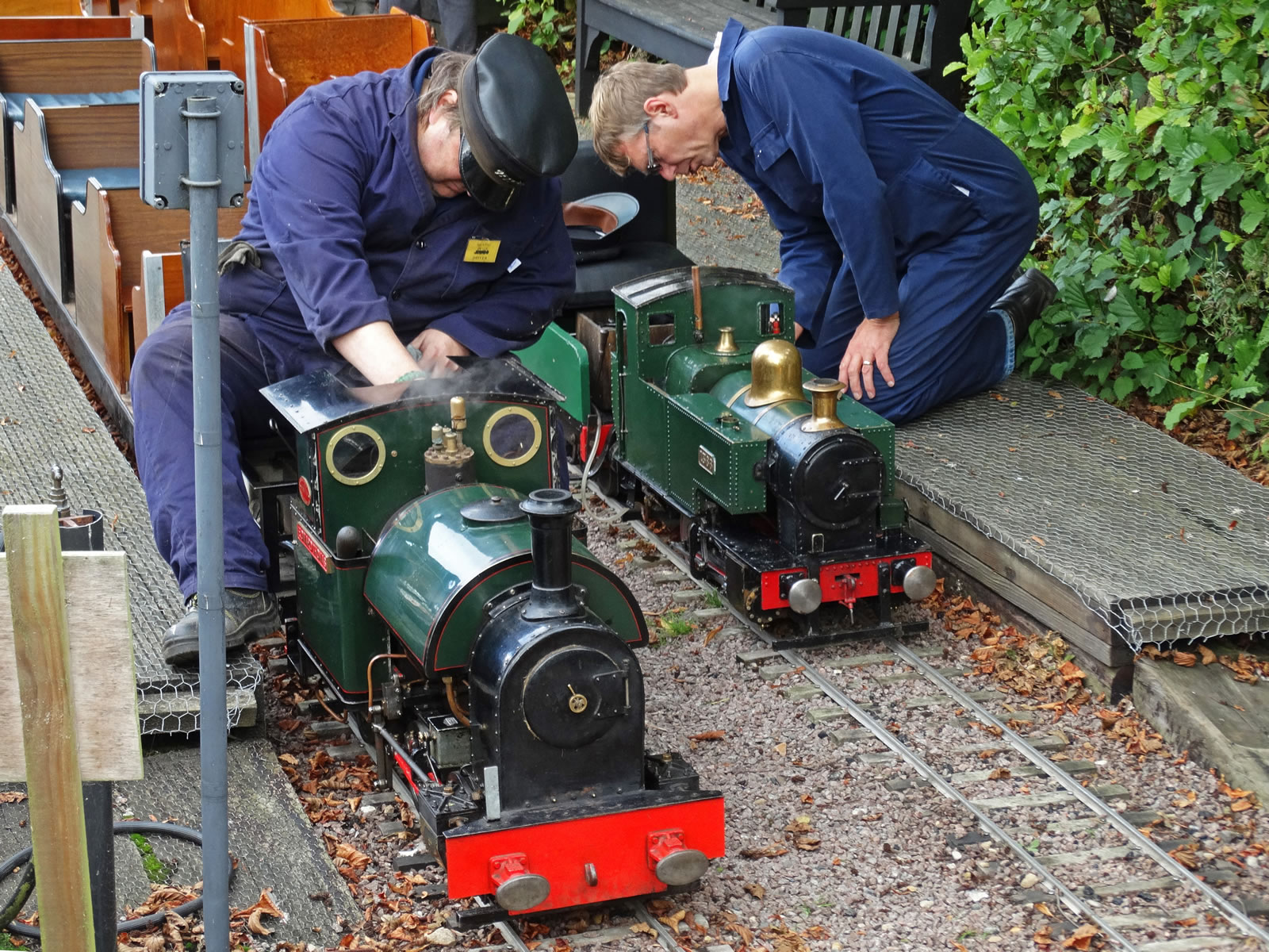 Barton House Railway, Wroxham