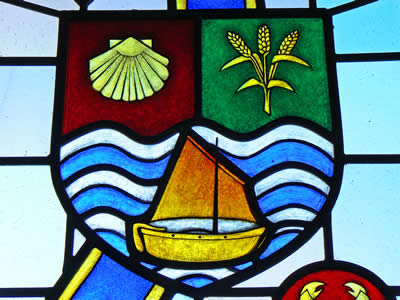 Blakeney Stained Glass