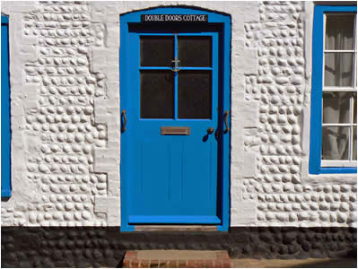 Blakeney House Door