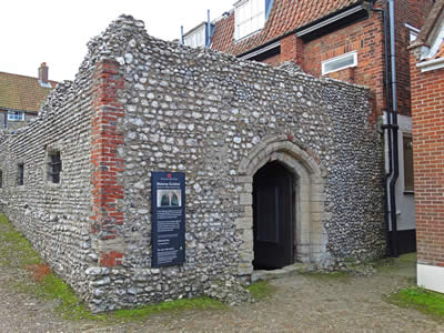 Blakeney Guildhall