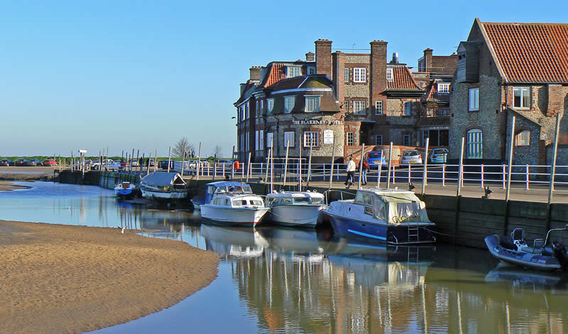 Norfolk Coast Harbour