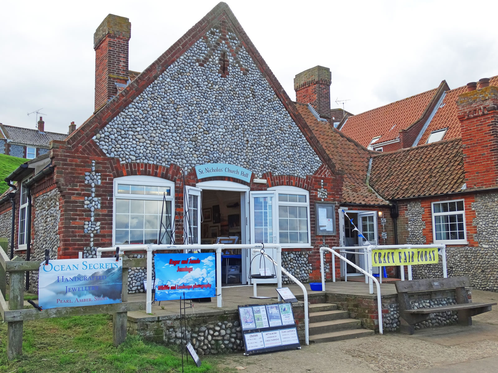 Image result for blakeney church hall