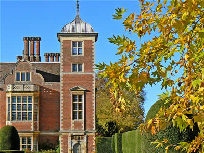 Autumn at Blickling