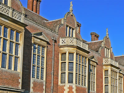 Blickling Hall Close Up
