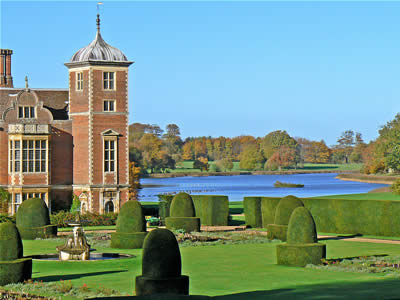 Blickling Hall and Lake