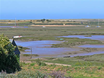 North Norfolk Coast Path View