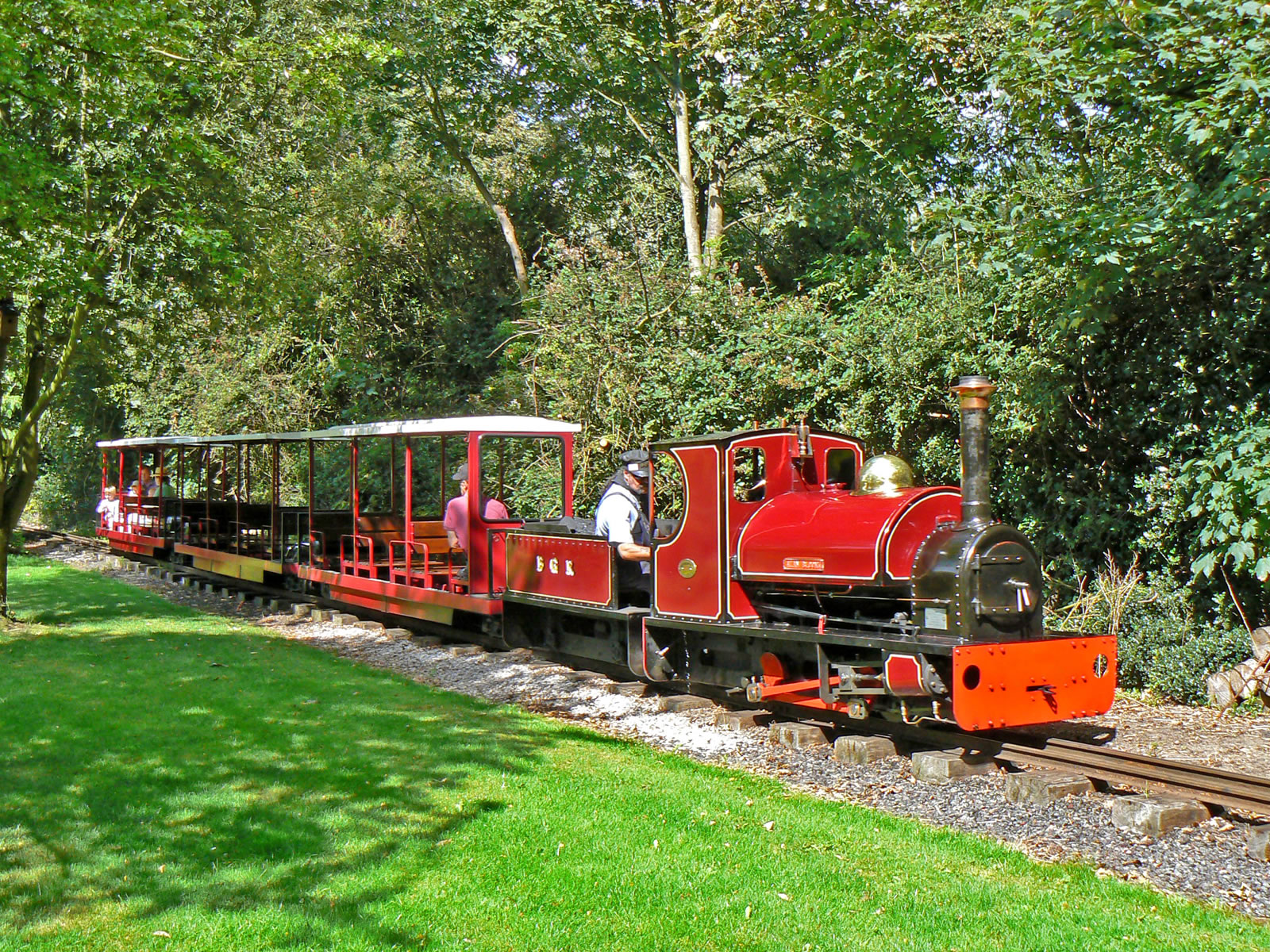 Norfolk Railway Train Rides Including Steam Diesel