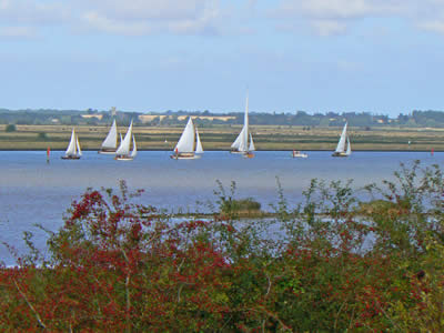 Breydon Water View