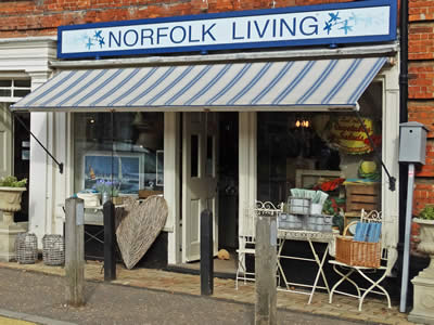 Norfolk Coast Shop