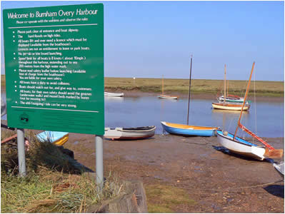 Burnham Overy Harbour