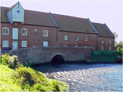 Burnham Watermill