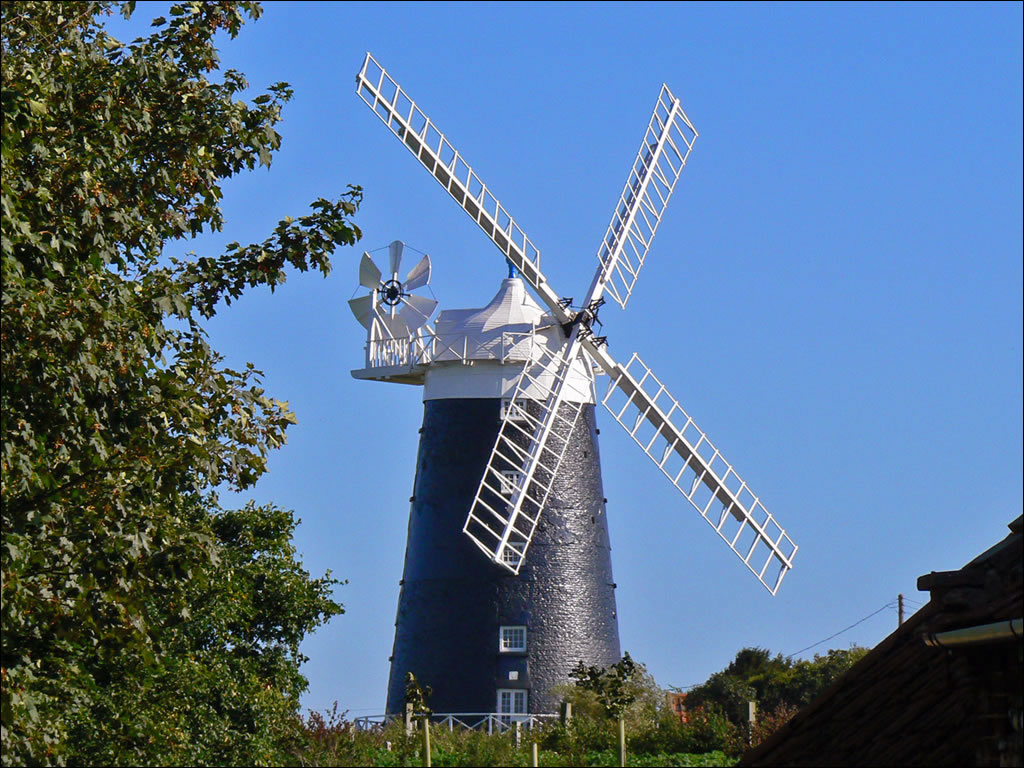 norfolk windmills and watermills including cley mill horsey