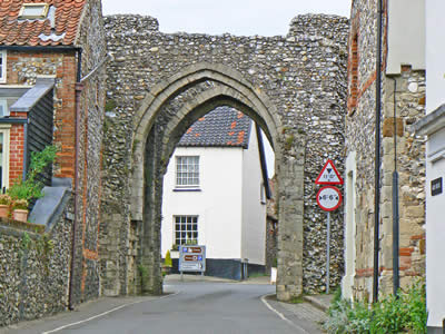 Bailey Gate