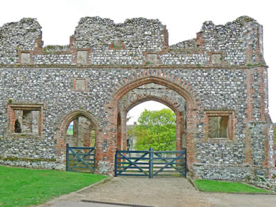 Priory Gatehouse
