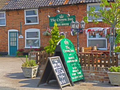 Catfield Crown Inn