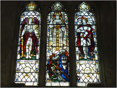 Cley Stained Glass