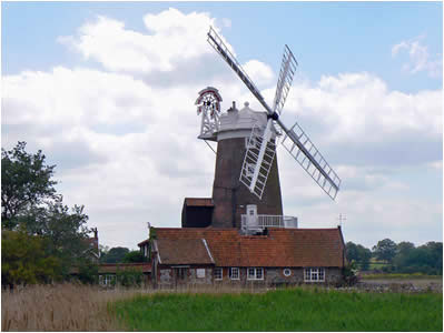 Cley Windmill Views