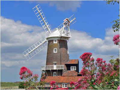 Norfolk Coast Windmill
