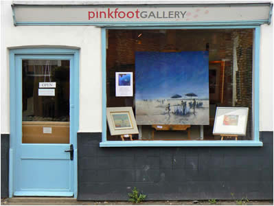 Pinkfoot Gallery