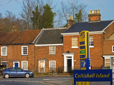 Coltishall Cottages