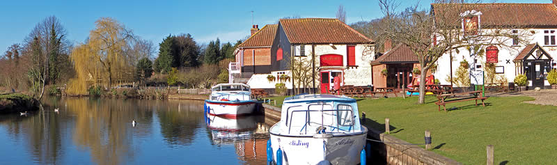 Coltishall Staithe