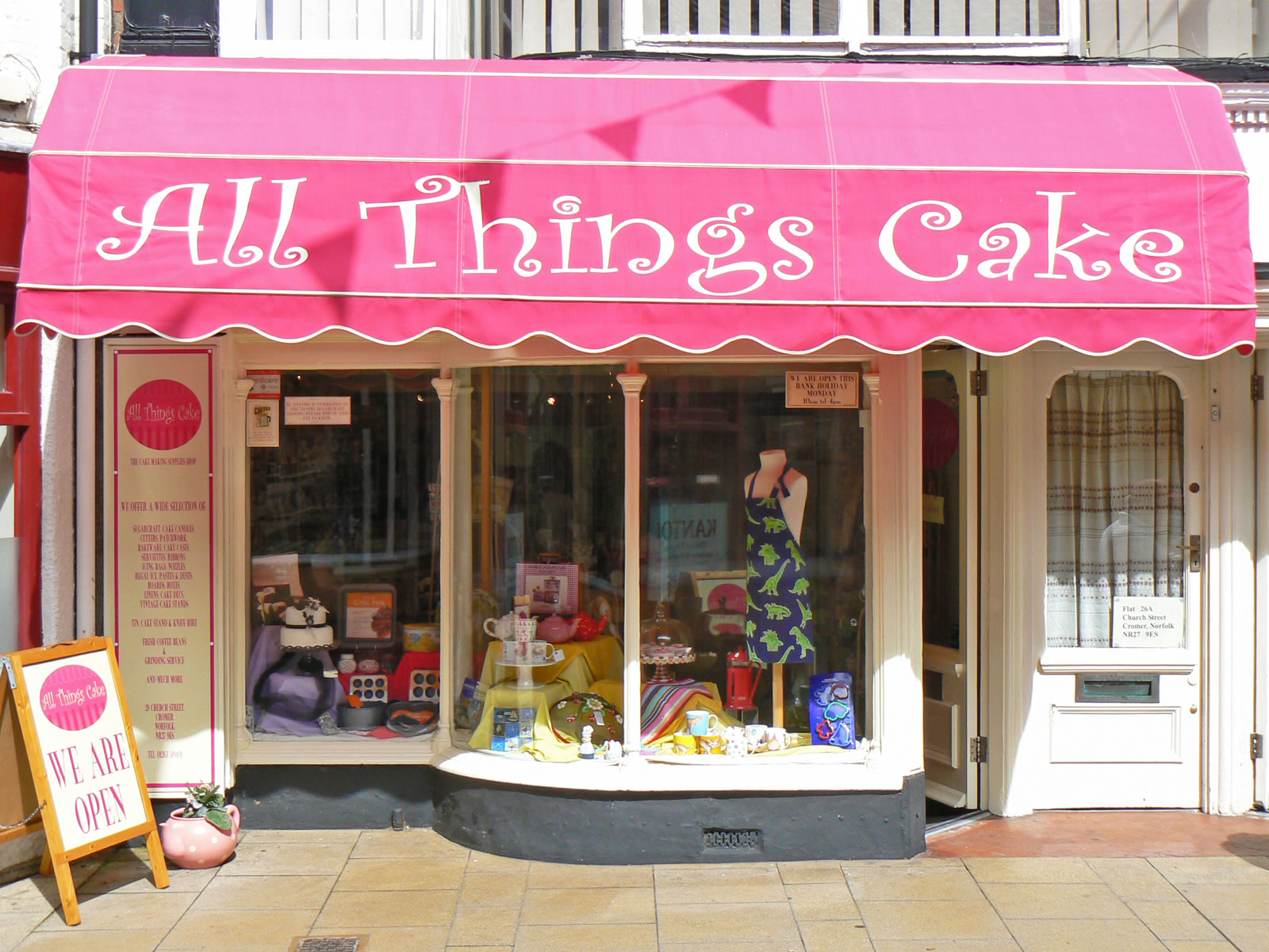 Cake Craft Shop Norwich