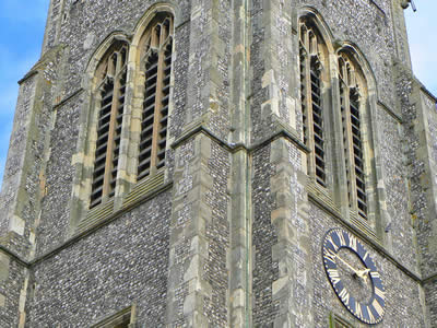 Cromer Church Tower