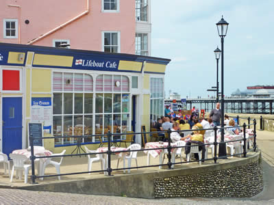 Cromer Lifeboat Cafe