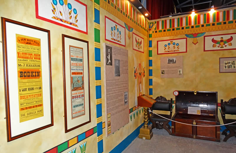 Egyptian Hall Exhibition