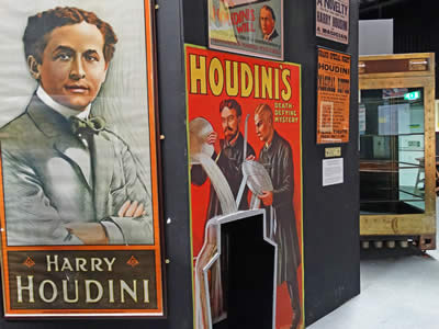 Houdini Exhibition