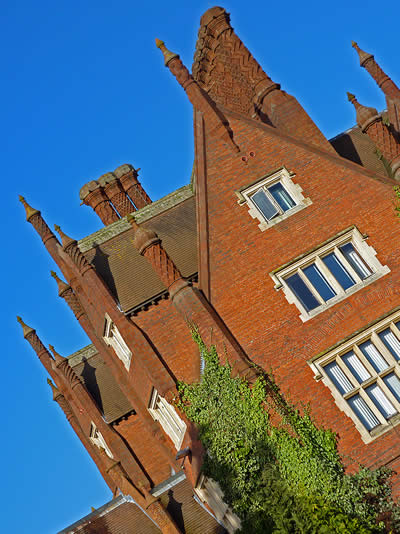 Dunston Hall Gables