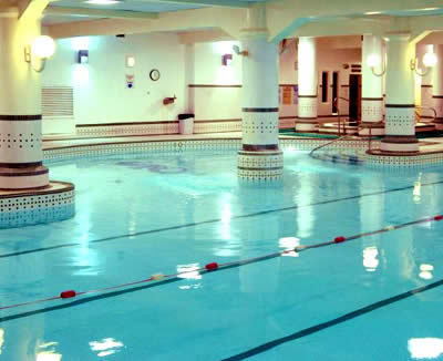 Dunston hall de vere hotel spa health and golf club country house hotel Red house hotel swimming pool