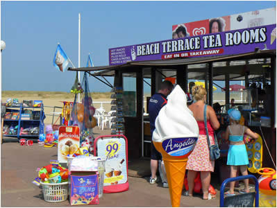 Beach Terrace Tea Room