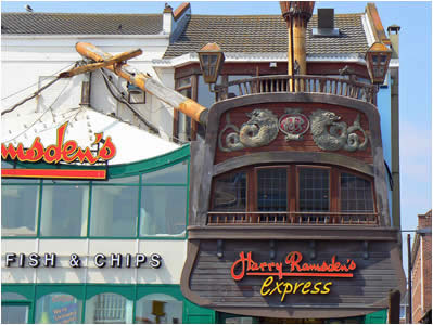 Great Yarmouth Harry Ramsdens
