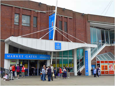 Market Gates Shopping Centre