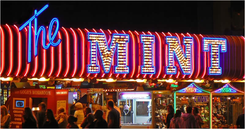Great Yarmouth Amusements