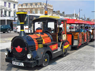 Great Yarmouth Road Train