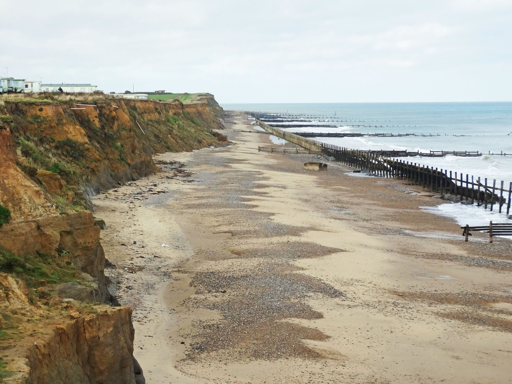 Welcome to Happisburgh