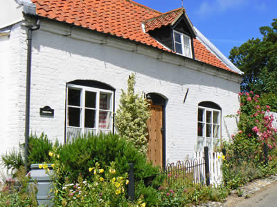 Happisburgh Cottage